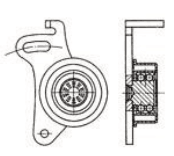 Tensioner&Idler Bearing